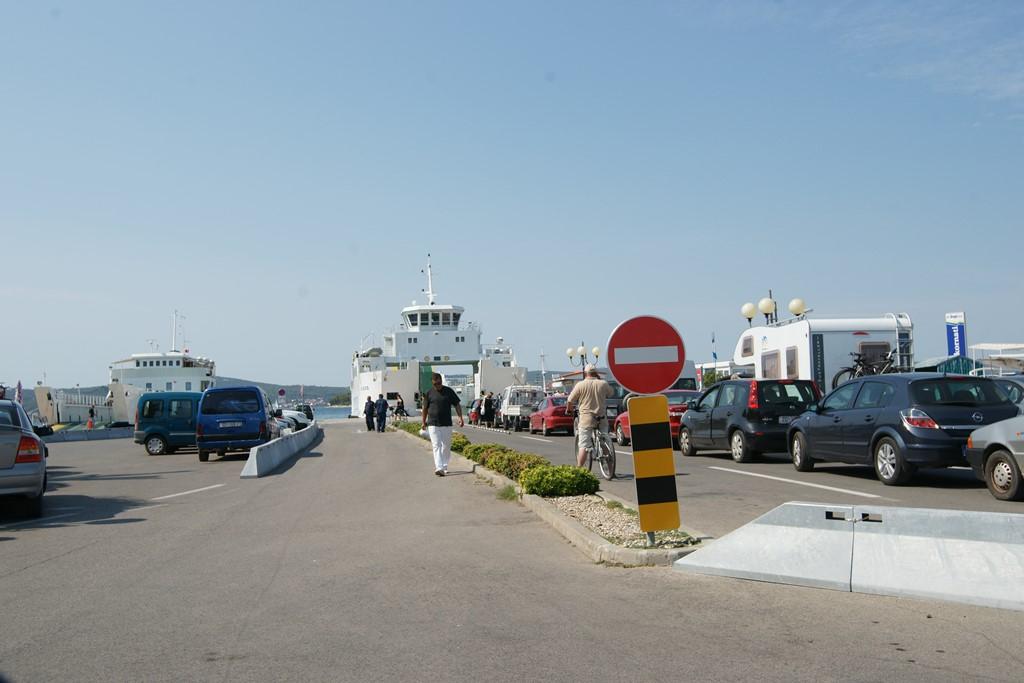 Ferry Biograd na moru