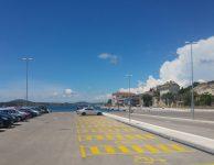 Sibenik ferry terminal