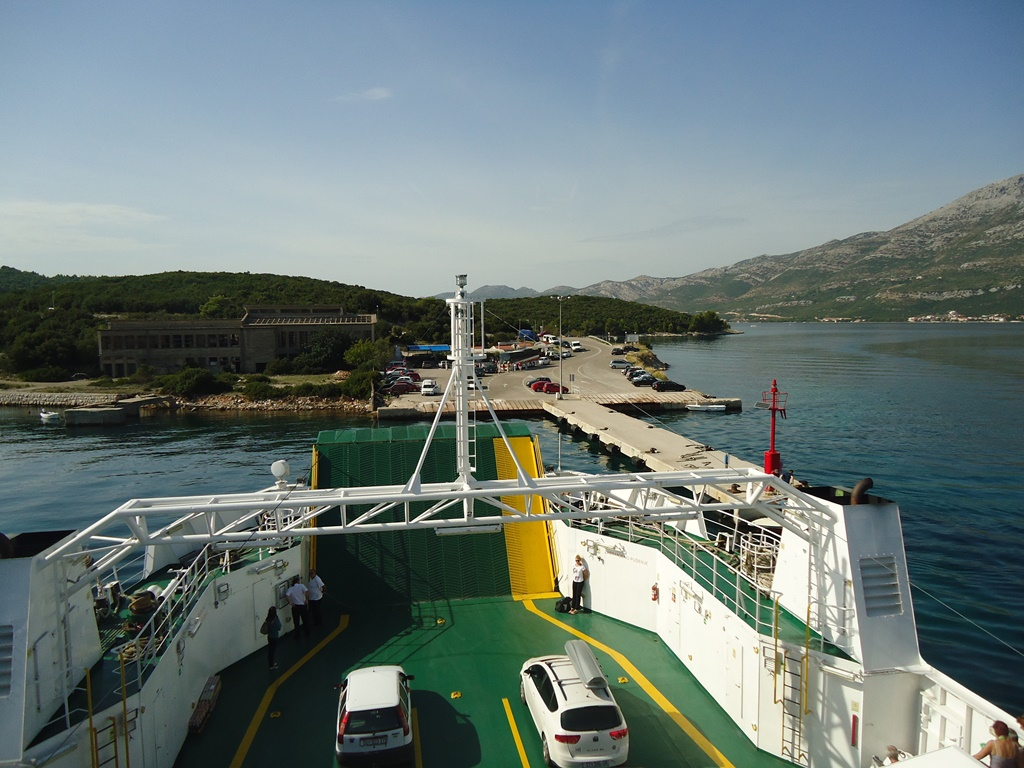 Car ferry Domince - Orebic