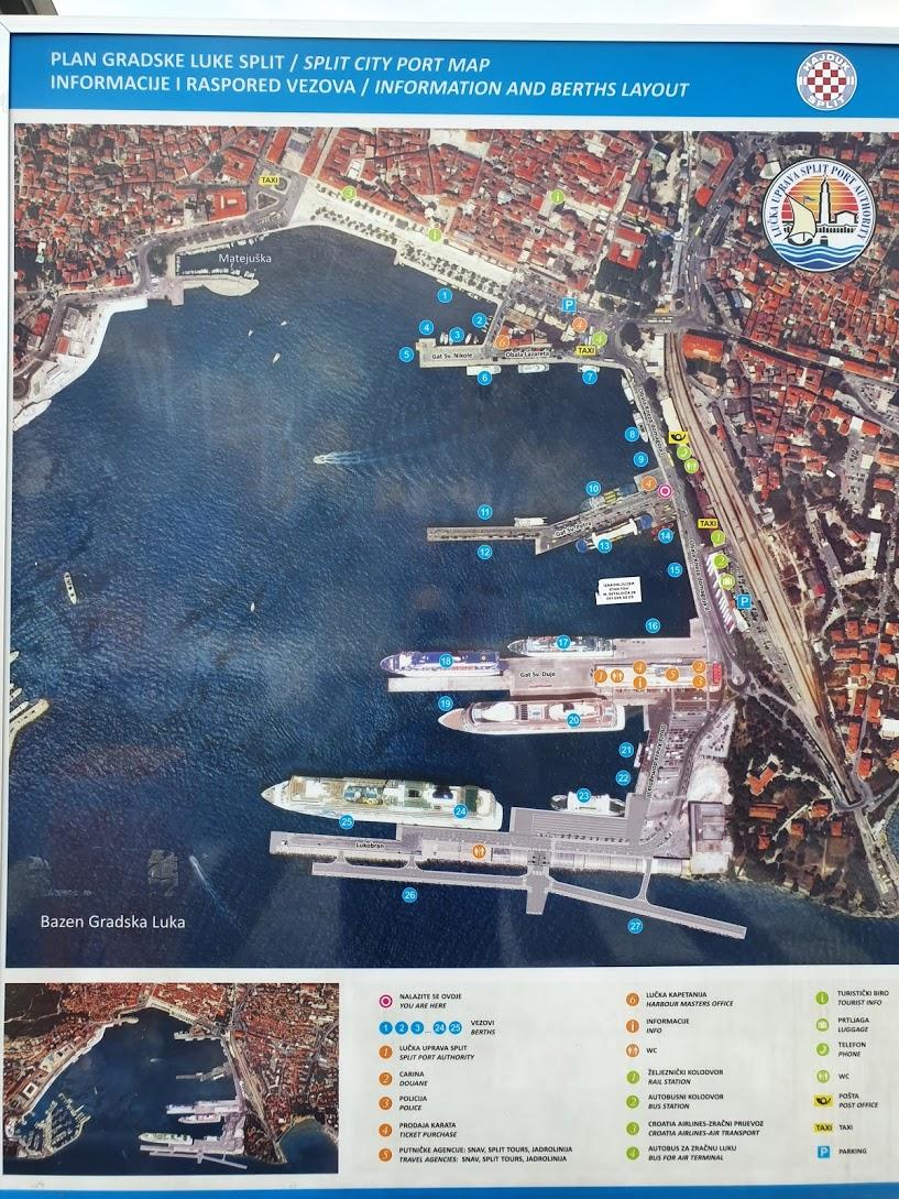 Map Port Split