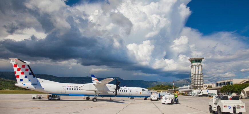 Croatia Airlines and Jadrolinija cooperation