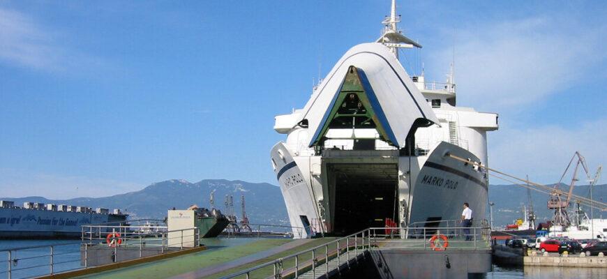 Jadrolinija ferry