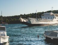 Croatia ferries