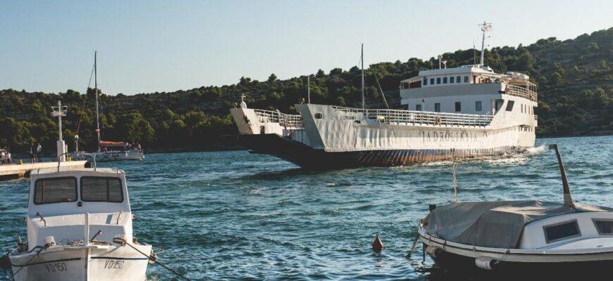 Croatia ferries