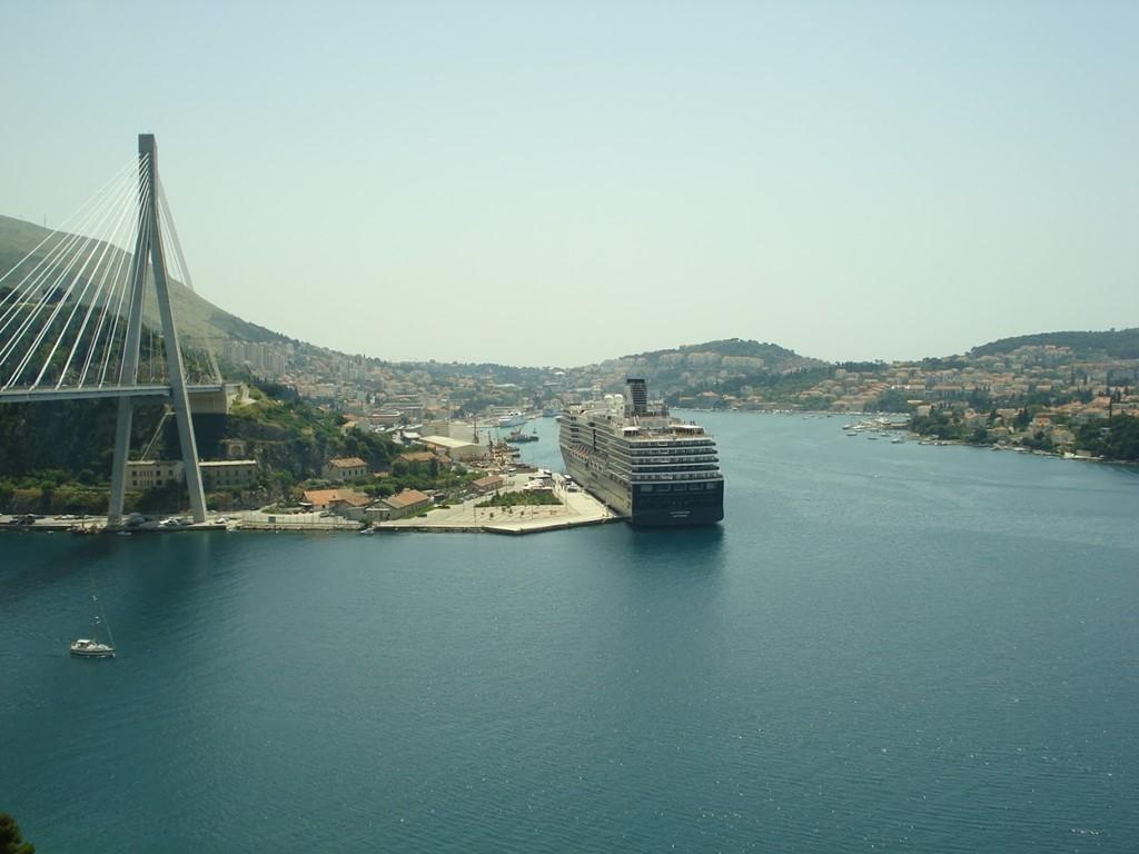 Dubrovnik Gruz Harbour
